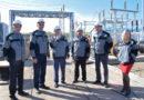 Депутат Госдумы В.Г. Поздняков побывал на строительстве рудника №6 «ППГХО им. Славского»